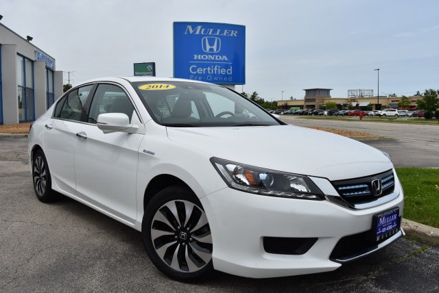 Pre-Owned 2014 Honda Accord Hybrid EX-L