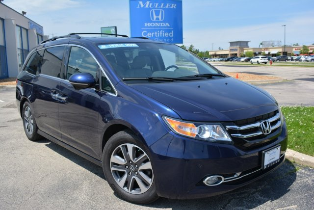 Certified Pre-Owned 2015 Honda Odyssey Touring