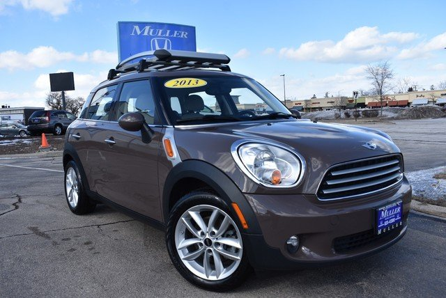 pre-owned 2013 mini cooper countryman cooper 4dr car in highland