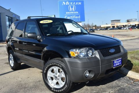 Pre-Owned 2007 Ford Escape XLT AWD