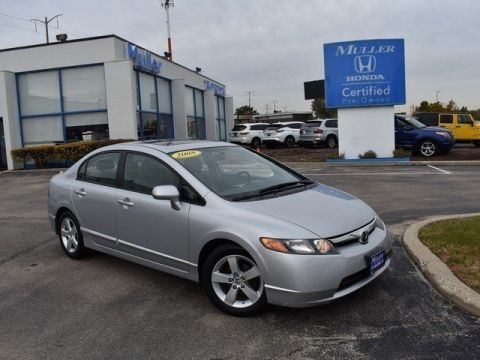 Pre-Owned 2008 Honda Civic EX