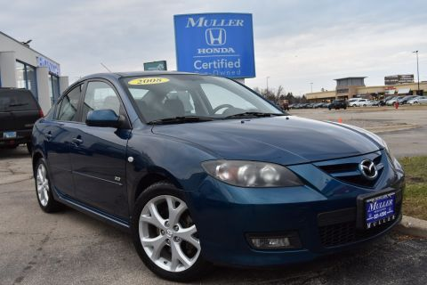 Pre-Owned 2008 Mazda3 s Touring *Ltd Avail*